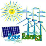 Energy Royalty Free Stock Images