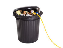 Energy from waste Stock Image