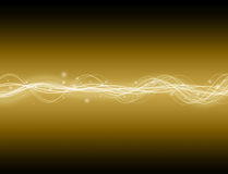 Energy Wave royalty free stock images