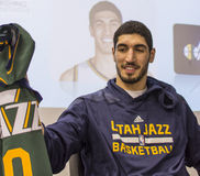 Enes Kanter Royalty Free Stock Photos