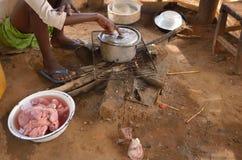 Enfant africain Photographie stock