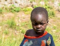 Enfant africain Photo stock