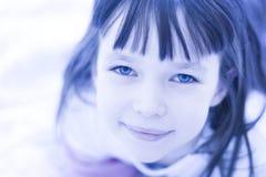 Enfant angélique Photographie stock libre de droits