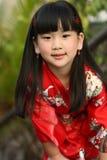 Enfant asiatique Photo stock