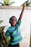 Enfant, buvant, garçon, gai, couleur, mignonne, laiterie, yeux, nourriture, frais, de verre, masculine, repas, lait, nutrition, l Photos libres de droits