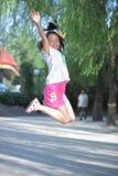 Enfant chinois Image libre de droits