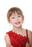 Enfant confiant photographie stock