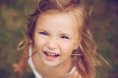 Enfant d'été Photographie stock libre de droits