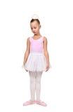 Enfant de ballet de danses Image libre de droits