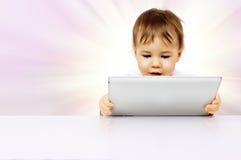 Enfant de beauté Photos libres de droits