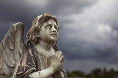 Enfant de Dieu Images libres de droits