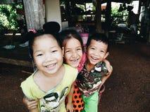 ENFANT DE FAMILLE Photo libre de droits