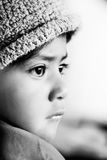 Enfant de Kichwa Images libres de droits