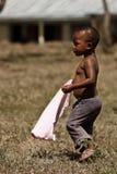 Enfant de l'Afrique Photos libres de droits