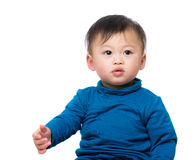 Enfant de l'Asie photo libre de droits