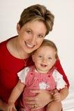 Enfant de mère Photos stock