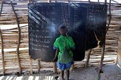 Enfant de Maasai photos stock