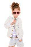 Enfant de mode Image libre de droits