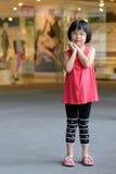 Enfant de mode Images libres de droits