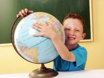 Enfant de planète. Images stock