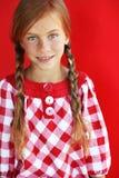 Enfant de roux Photographie stock