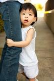 enfant de soin Image libre de droits