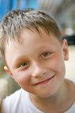 Enfant de sourire Image stock