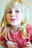 Enfant de sourire Photographie stock