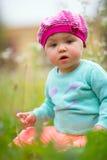 Enfant deux ans images libres de droits