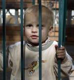 Enfant en bas âge Photos libres de droits