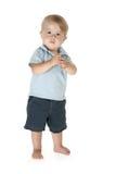Enfant en bas âge adorable photos libres de droits