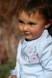 Enfant en bas âge de bébé Photo libre de droits