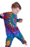 Enfant en bas âge de danse image libre de droits