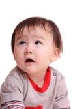 Enfant en bas âge heureux Photo stock