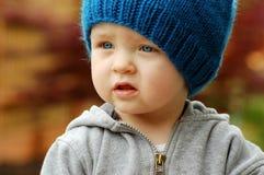 Enfant en bas âge mignon Images stock