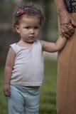 Enfant en bas âge vénézuélien Photographie stock libre de droits