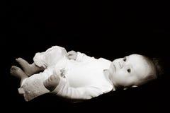 Enfant en bas âge Photographie stock
