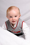 Enfant en bas âge bel Photo libre de droits