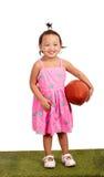 Enfant en bas âge de trois ans Photo stock