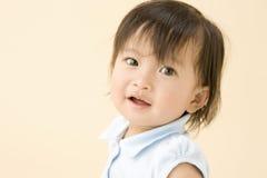 Enfant en bas âge japonais Images stock