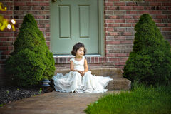 Enfant féerique Image libre de droits