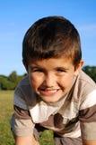Enfant heureux Image libre de droits