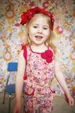 Enfant heureux images stock