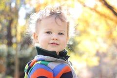 Enfant heureux Photos stock