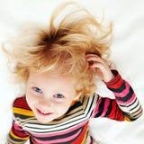 Enfant heureux. Photos libres de droits