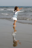 Enfant heureux Photographie stock