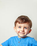 Enfant heureux Photo stock