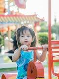 Enfant heureux, enfant asiatique de bébé photos stock
