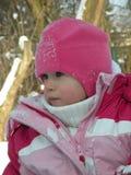 Enfant heureux - visage Image stock