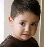 Enfant hispanique Images libres de droits